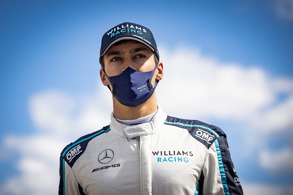 Why George Russell is ready to fight for F1 titles