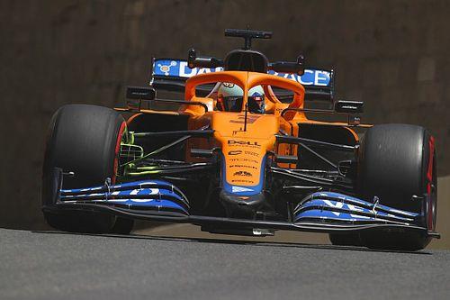 McLaren Sebut Trek Baku Habiskan Ban