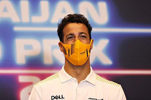 Ricciardo majdnem a nulláról kezdte újra a McLaren megismerését a monacói csalódás után