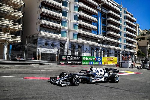 Monaco GP practice as it happened