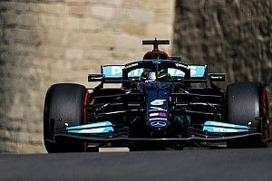 "Hamilton: Qualifying second for Azerbaijan F1 GP a ""monumental result"""
