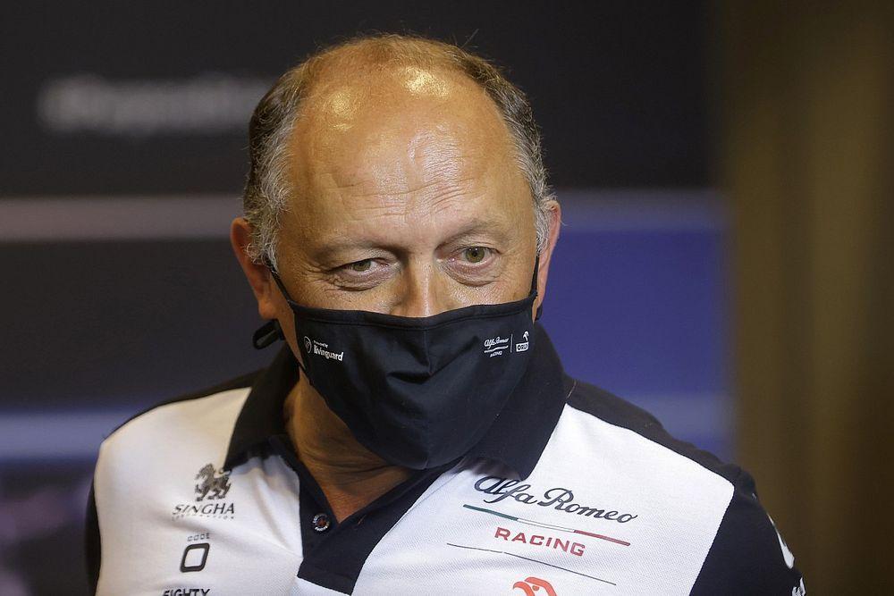 "Vasseur: ""Raikkonen è una leggenda della F1"""