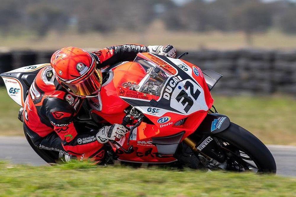 Oli Bayliss Mengejar Impian bersama Ducati
