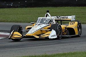 Mid-Ohio IndyCar: Newgarden leads O'Ward in opening practice