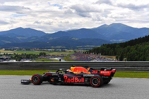 F1: Verstappen lidera TL3 para o GP da Áustria, com Hamilton em terceiro