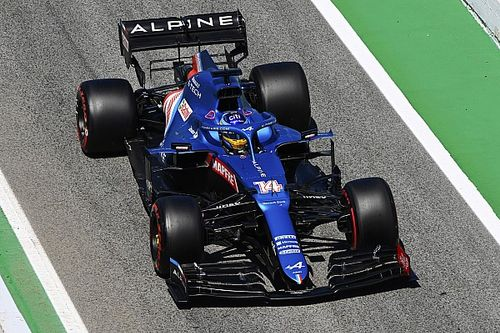 "Alpine's progress almost ""too good to be true"" - Alonso"