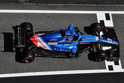 """Alonso: """"Stratejimiz iyimserdi fakat 10. sırayı korumak istedik"""""""