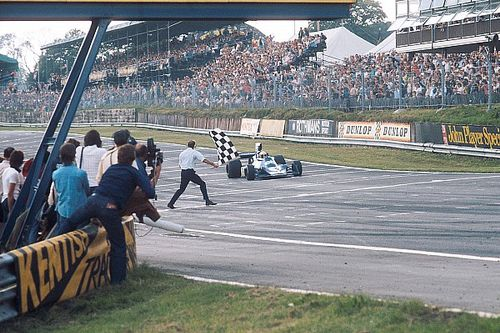 Tyrrell Trophy to be presented at Brands Hatch