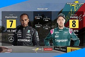 Gran Premio di Monaco: la griglia di partenza