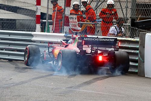 "Ferrari ""will not gamble"" on Leclerc's gearbox despite pole"