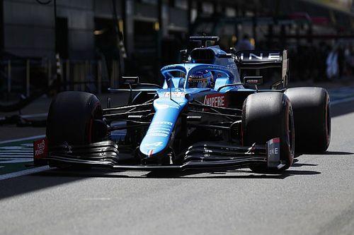 """Alonso brillant septième : """"Nous n'étions pas à notre place"""""""