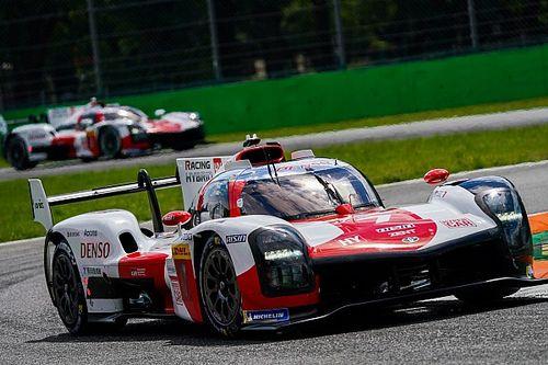 L'impeccable López place Toyota en pole à Monza