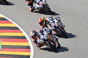Hasil Race 2 Rookies Cup Jerman: Mario Aji Petik Poin di Tengah Kekacauan