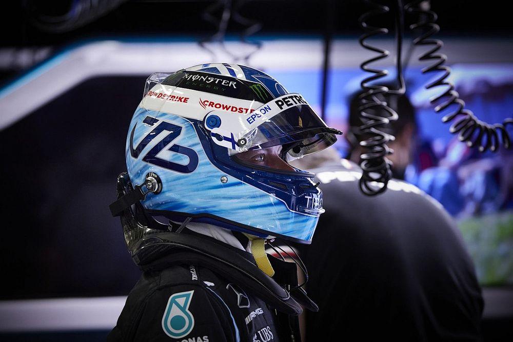 Bottas wil bij eventueel afscheid van Mercedes in F1 blijven