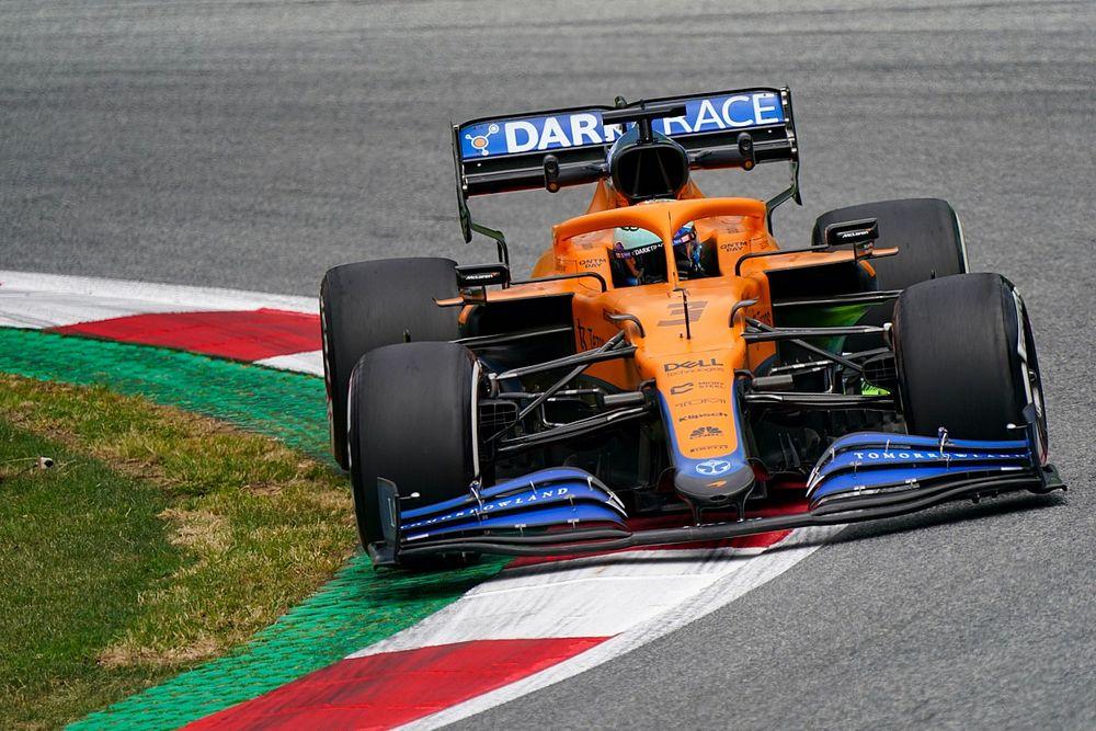 Rozczarowująca forma Ricciardo