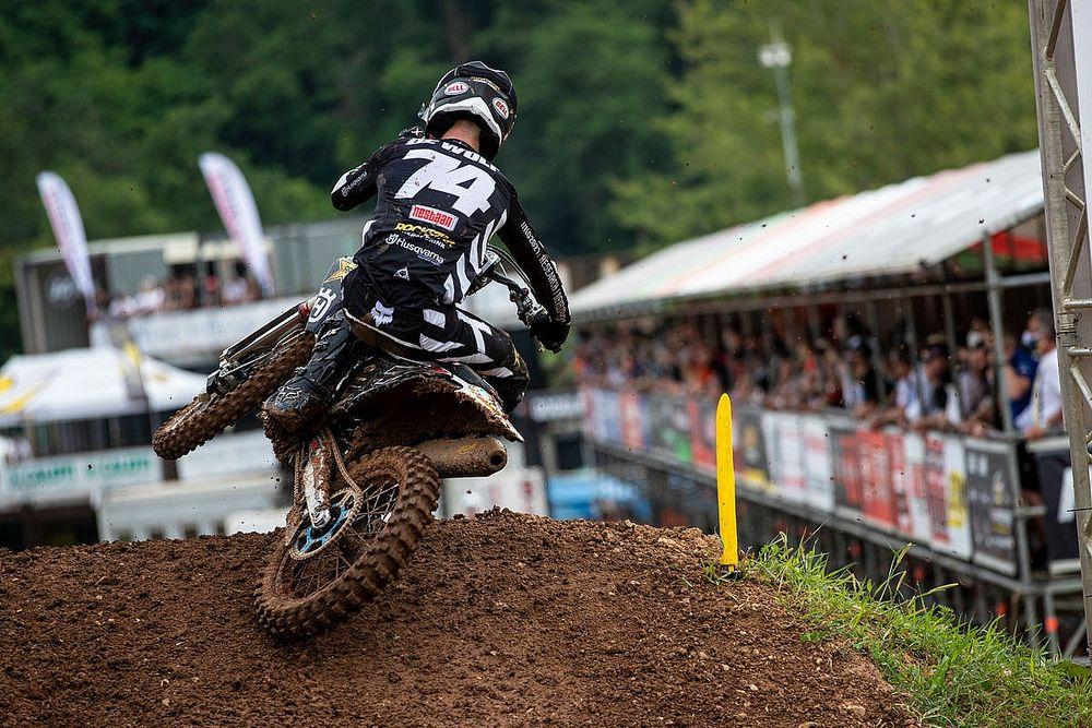"""Interview motorcrosstalent Kay de Wolf: """"2021 is een leerjaar"""""""