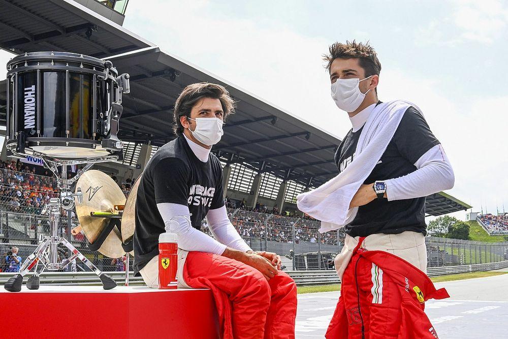 Leclerc: Focus op 2022 veel belangrijker dan P3 bij constructeurs