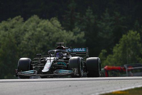 Hamilton cree que no alcanzarán a Red Bull con las mejoras para Silverstone