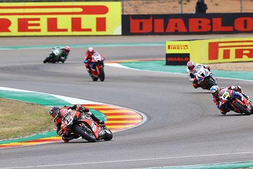 Ducati 'raised eyebrows' at Redding slick tyre call