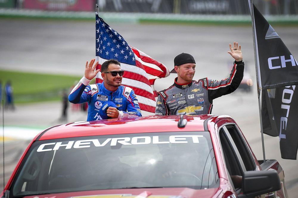 NASCAR Cup Series playoff scenarios heading to Daytona