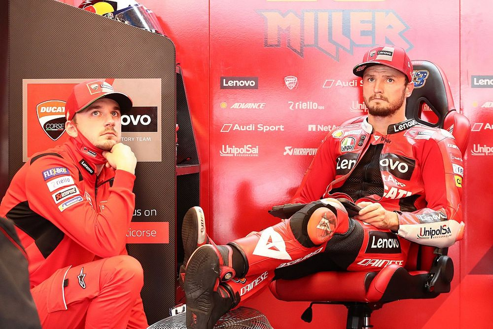 """Miller slams """"bullshit double standard"""" qualifying antics in MotoGP"""
