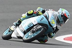 Moto3 Misano 2. antrenman: Foggia yine lider, Deniz 11. oldu