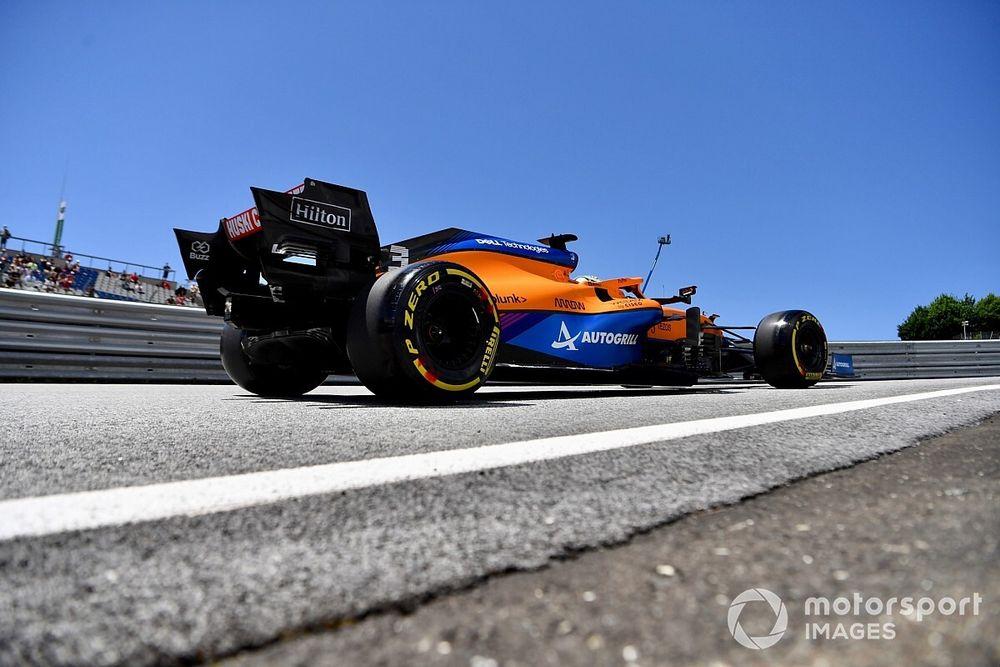 Ricciardo mystified by lack of F1 Styrian GP qualifying pace