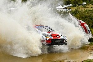 """Evans final stage panic """"almost a heart attack"""" moment for Toyota boss"""