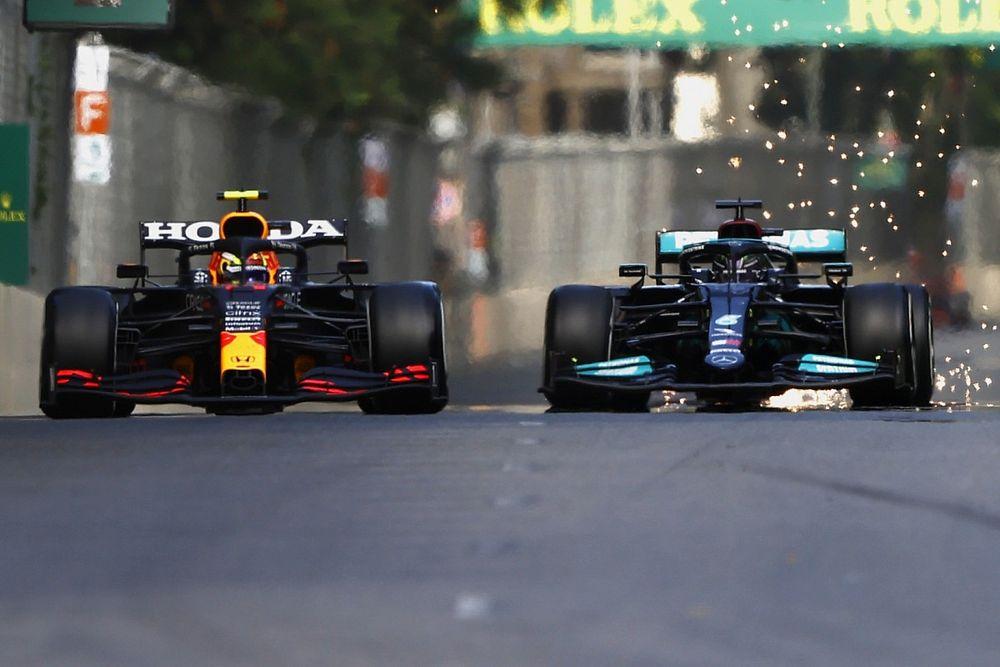 Red Bull está seguro de la recuperación de Mercedes