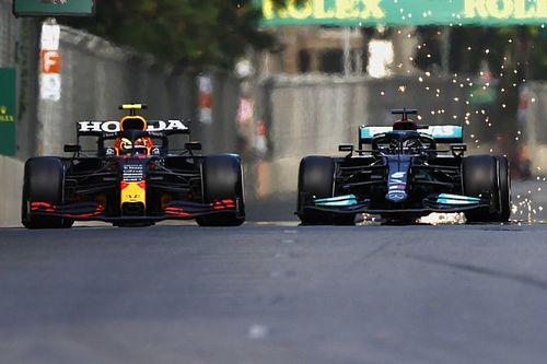 Анализ: как Red Bull проигрывает Mercedes в понимании машины