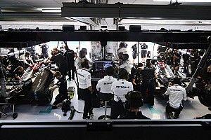 Wolff: Mercedes feels like a university campus amid new F1 hires