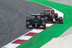 Course - Hamilton remporte autoritairement sa 97e victoire