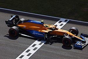 McLaren niega que Norris jugara a favor de Mercedes contra Verstappen