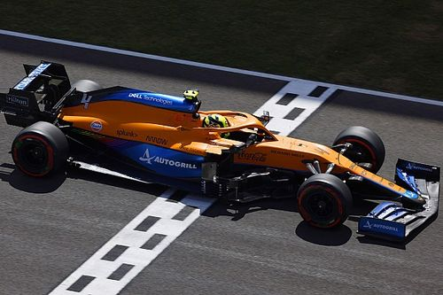 McLaren denies Norris held up Verstappen on purpose in Q3