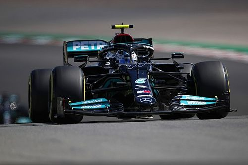 "Bottas says work addressing tyres ""weak point"" led to pole"
