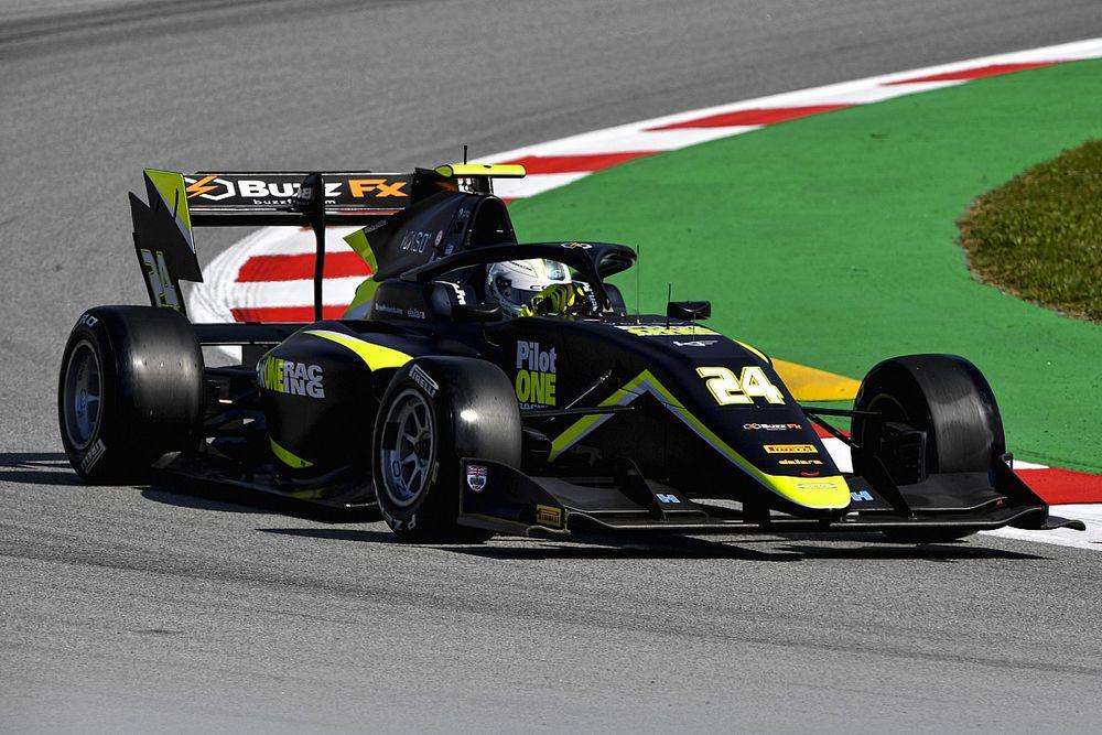 F3: Frederick positivo al COVID, salta il round di Spa