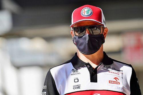 """Räikkönen újabb klasszikus rádióüzenete: """"Nem érdekel!"""" (videóval)"""