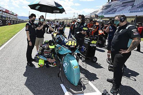 Petronas e Yamaha stanno già cercando il sostituto di Rossi