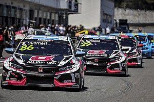 Guerrieri lidera un 1-2-3 de Honda en la clasificación de Estoril