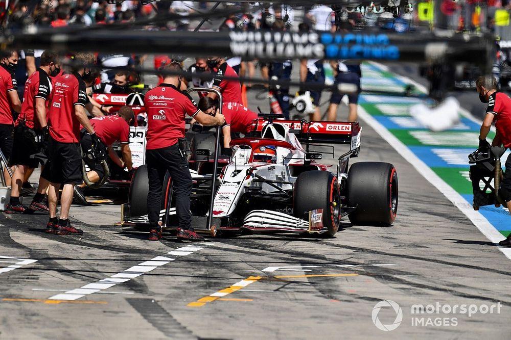 Alfa Romeo Ubah Setup demi Performa Kualifikasi Raikkonen