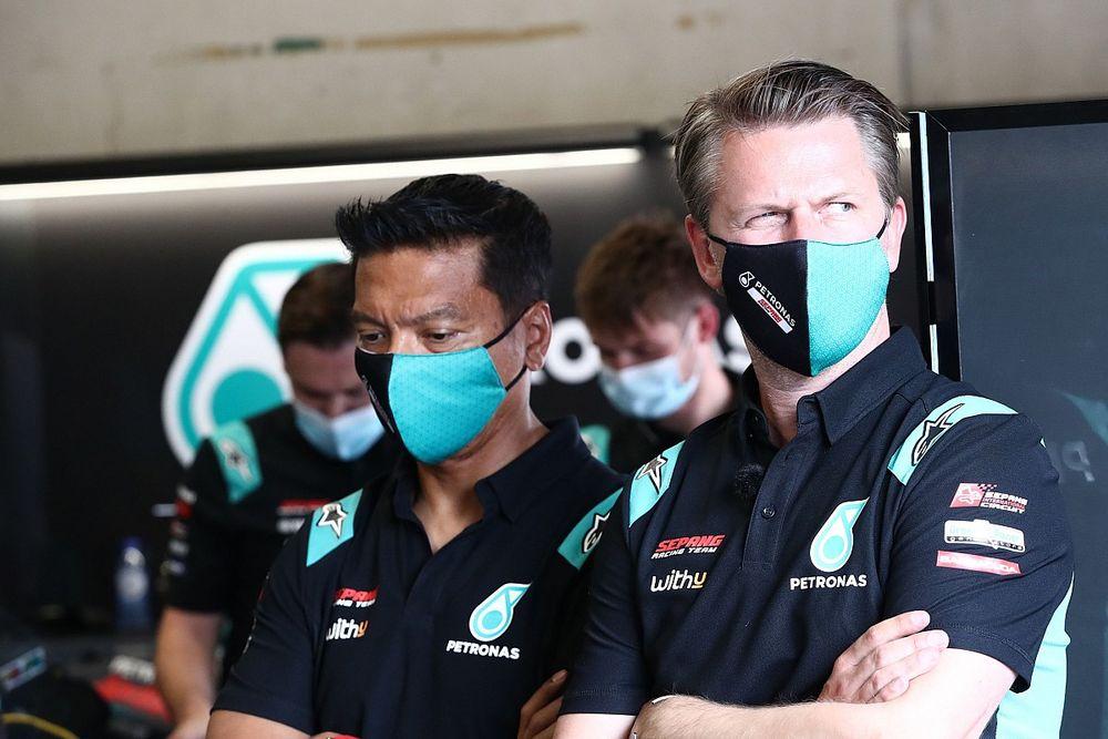 Petronas Yamaha SRT Mulai Cari Pembalap