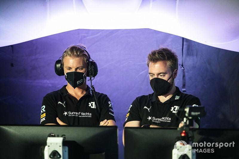 """Rosberg ahora entiende a Wolff: """"Es bastante difícil estar en ese papel"""""""