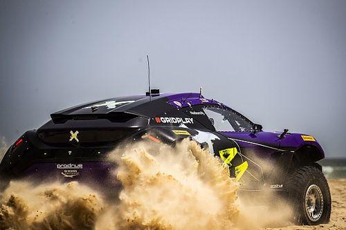 Extreme E: Loeb e Gutierrez colocam equipe de Hamilton na liderança da classificação no xPrix do Oceano, no Senegal