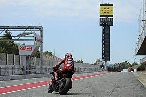 Fotos: MotoGP interrumpe las vacaciones con un test privado en Barcelona