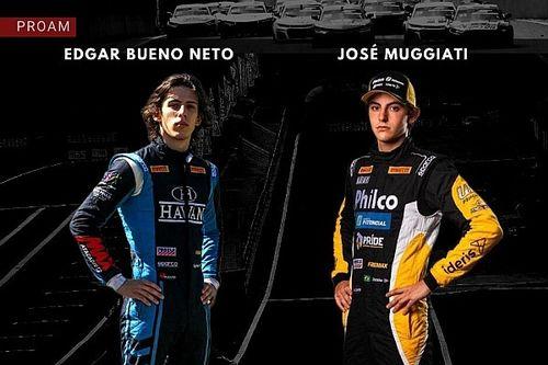 GT Sprint Race: Edgar Bueno Neto e José Muggiati estreiam em 'casa'