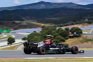 Hamilton pone en duda la capacidad de los Pirelli F1 en Portugal
