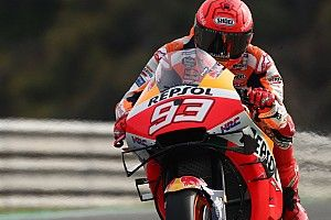 "Marquez had ""no problem"" mentally at Jerez crash corner"