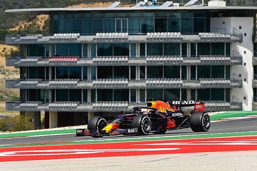 """Verstappen: """"Weekend goed doorkomen en dan weer naar een normaal circuit"""""""