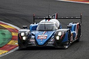 Spa WEC: Alpine edges Toyota in second practice