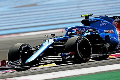 Ocon mantiene lazos con Mercedes, pese a su renovación con Alpine